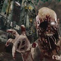 zombie apocalypse haunted house at jason s woods